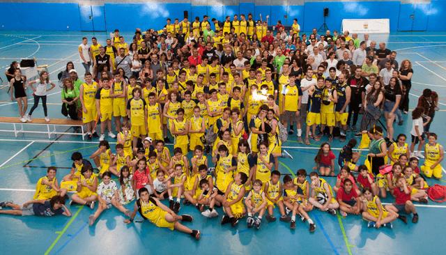 Periodo de pruebas 2021-2022 para formar parte del CB Alcorcón