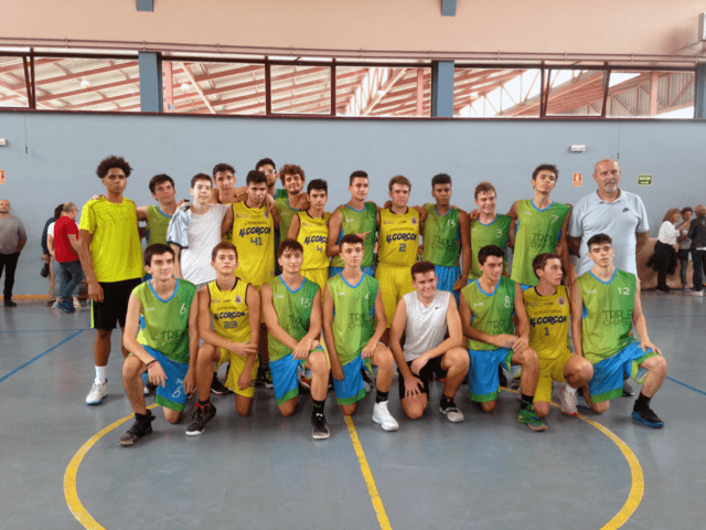 Amistosos de Cadete Amarillo y Junior Amarillo frente a Triple Chamberí