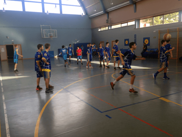 Junior Amarillo CB Alcorcón – Doble Jornada
