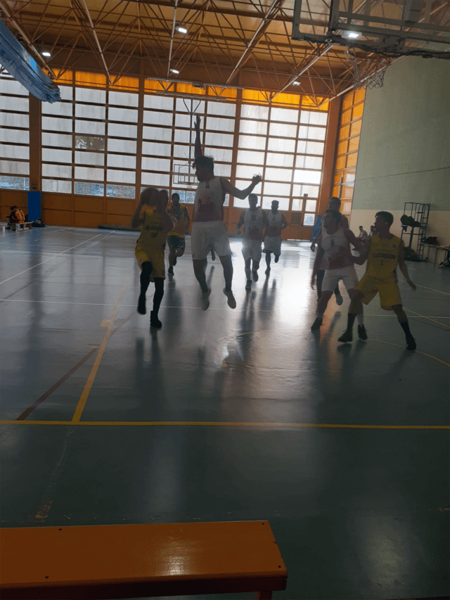 The Wers Flamingos 38 – CB Alcorcón 50