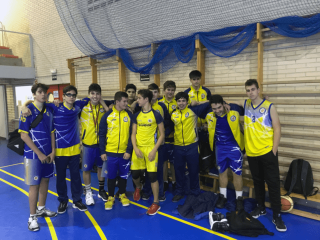 Baloncesto Leganés «B» 75 – CB Alcorcón 55