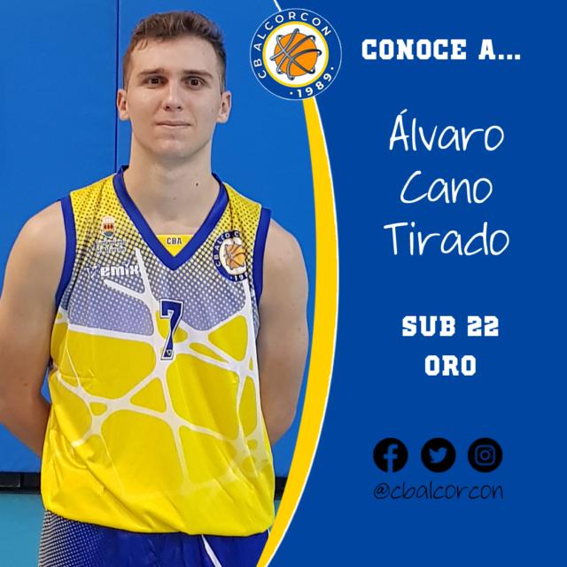 Conoce a… Álvaro Cano Tirado