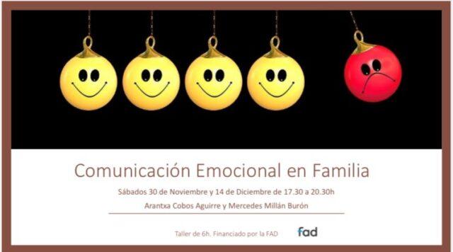 Comunicación Emocional en Familia