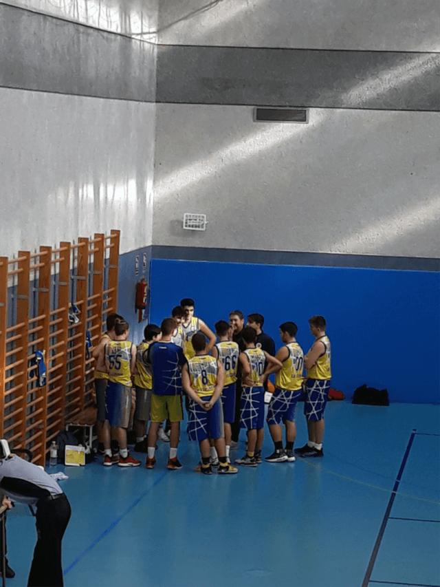 CB Alcorcón 58 – GSD Guadarrama 51