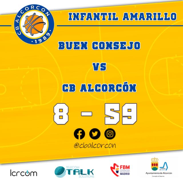 Buen Consejo 8 – CB Alcorcón 59