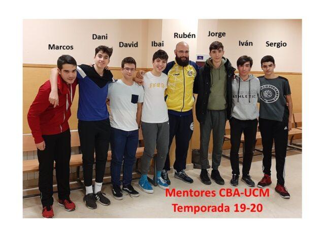 1ª Promoción de Mentores CBA-UCM