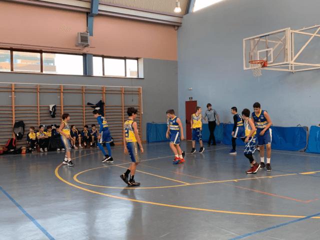 CB Alcorcón 16 – CB Getafe «A» 67