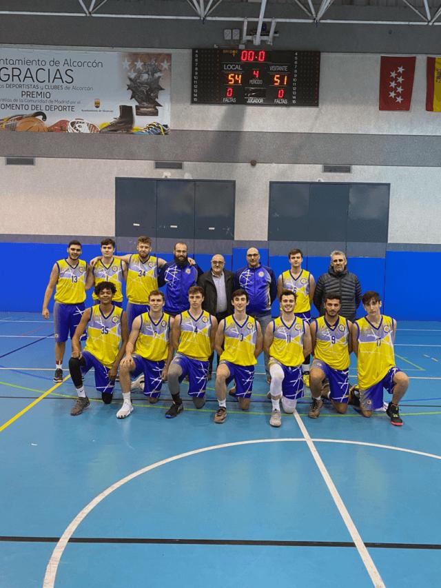 CB Alcorcón 54 – Menesiano 51