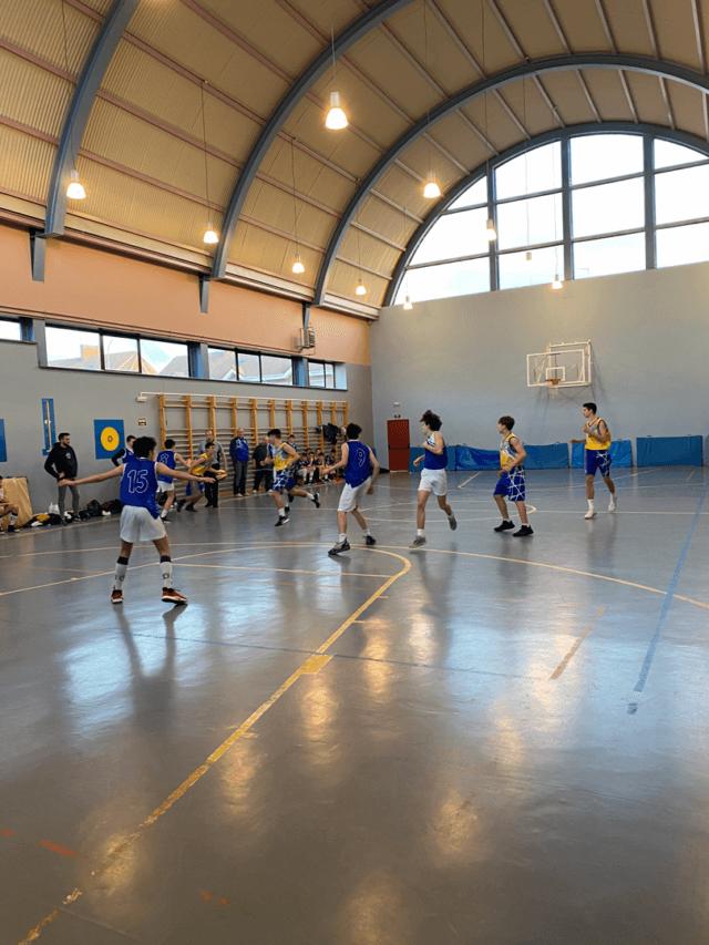 CB Alcorcón 46 – Pilaristas «A» 62