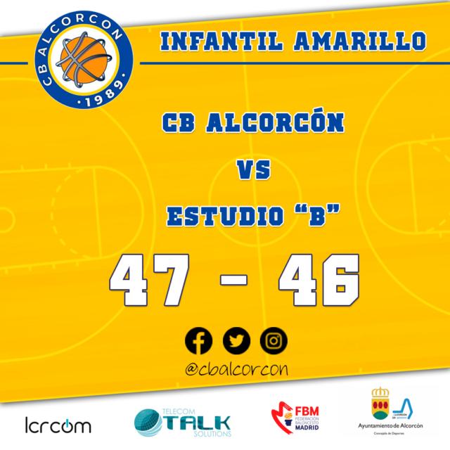CB Alcorcón 47 – Estudio «B» 46