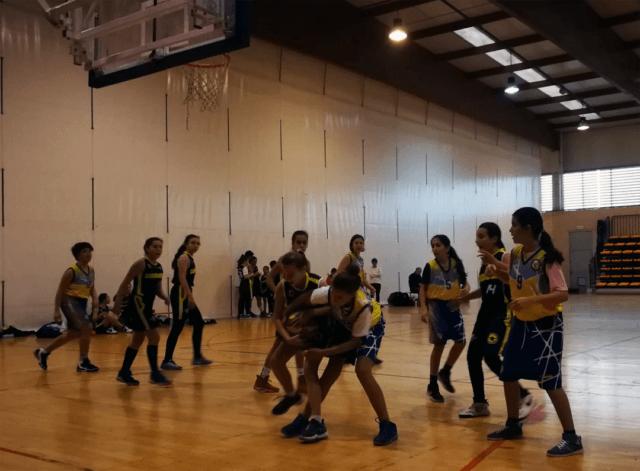 Distrito Carabanchel 40 – CB Alcorcón Amanecer 28