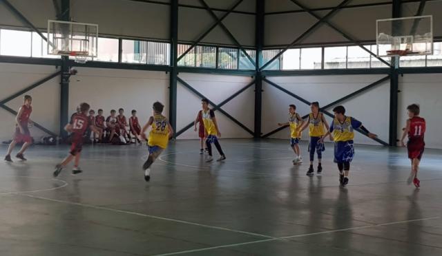 CB Moratalaz «B»  27 – CB Alcorcón 35