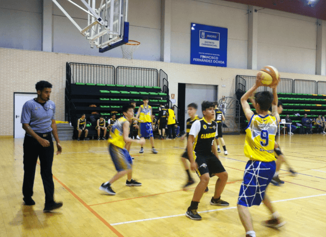 Distrito Carabanchel «B» 58 – CB Alcorcón 35