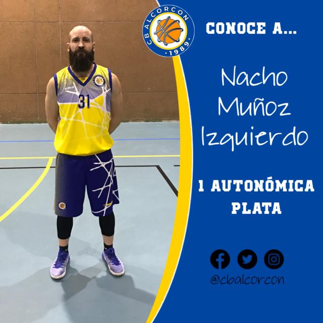 Conoce a… Nacho Muñoz Izquierdo