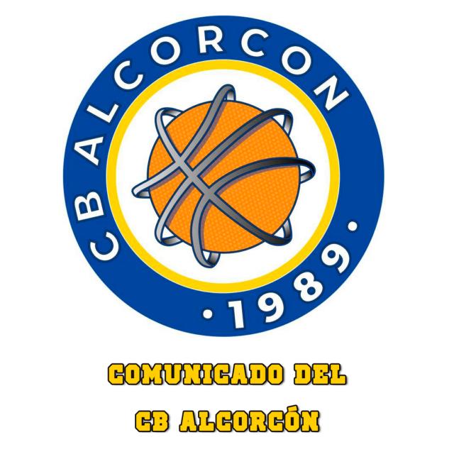 Comunicado Oficial – Club Baloncesto Alcorcón