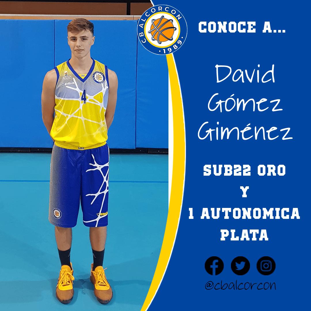 DAVID-GOMEZ