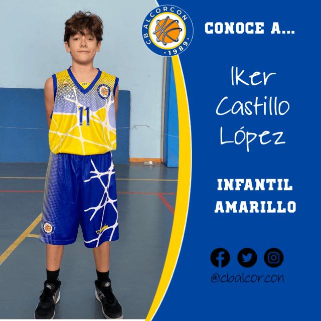 Conoce a… Iker Castillo López