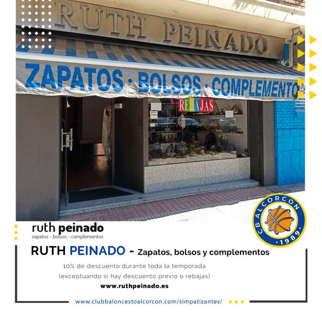 Ruth Peinado – Colaborador del Club Baloncesto Alcorcón