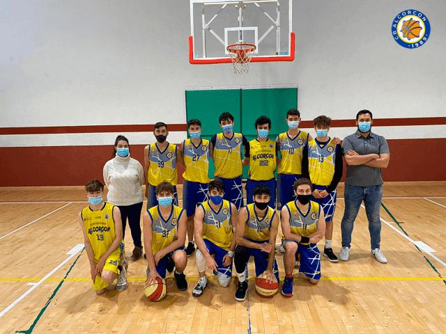Amistoso Junior Amarillo vs Torrelodones «D»