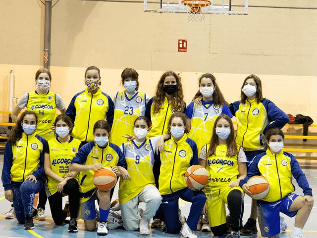 08/05/21. Infantil femenino. CB Alcorcón vs CB Pozuelo «B»