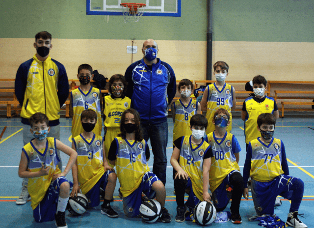 06/02/21. Benjamín. CB Alcorcón vs Basket Aristos