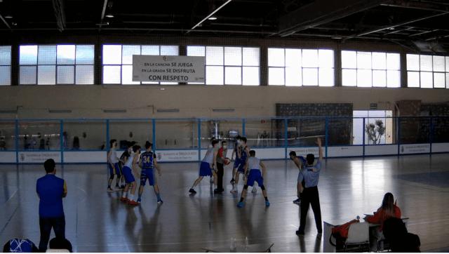 13/03/21. Junior Amarillo. Torrejón Basketball «B» vs CB Alcorcón