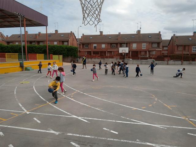 08/04/21. Escuela BabyBasket. «Lobos contra ovejas»