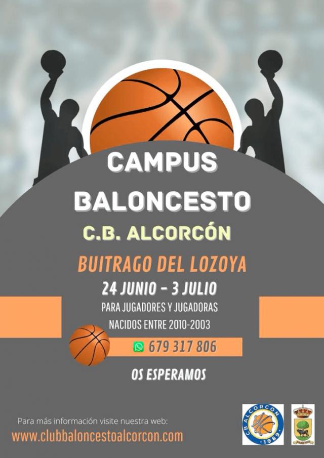 Campus CBA Buitrago 2021 – Dossier y Hoja de Inscripción