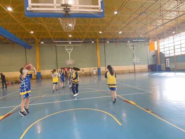 15/05/21. Infantil Femenino. CB Alcorcón vs Villa de Valdemoro