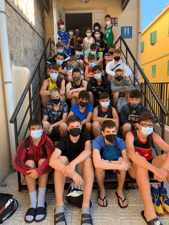 Campus BeWolf en Buitrago – Día 1