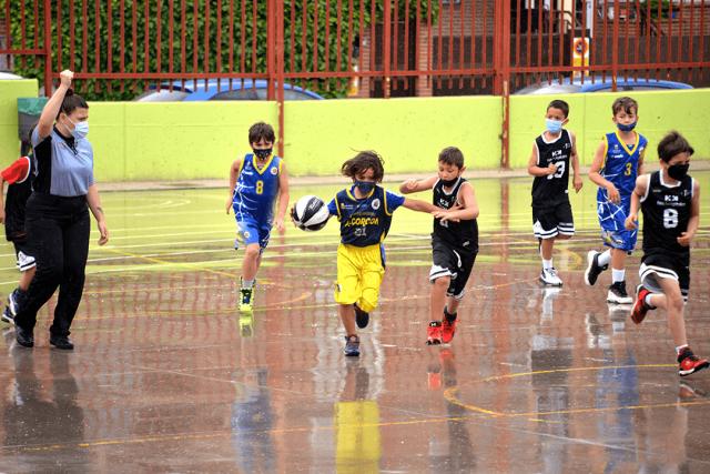 20/06/21. Benjamín Masculino. CB Alcorcón vs Torrelodones