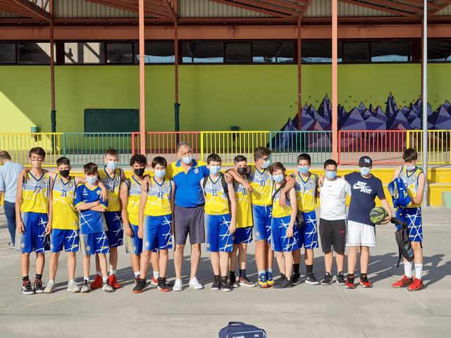 19/06/21. Infantil Azul. CB Alcorcón vs ADC Boadilla