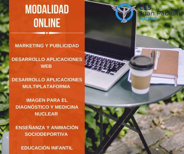 Ciclos Online CES – Juan Pablo II